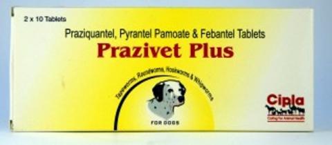 PRAZIVET TABLETS SINGLES | Fivet Animal Health